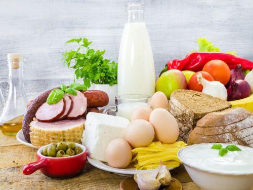 Hình minh họa:Những loại thực phẩm có lợi sữa cho mẹ nuôi con bằng sữa mẹ chọn lựa