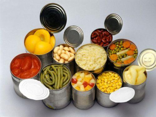 Hình minh họa: Nên hạn chế những loại thực phẩm chay chế biến sẵn