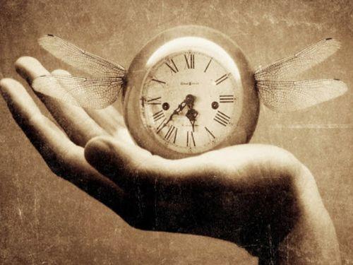 Hình minh họa: Cần phải biết quý trọng thời gian từng phút giây vì đời người ngắn ngủi