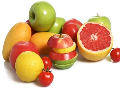 Hình minh họa: Trái cây giúp bổ sung hàm lượng dinh dưỡng cho bà bầu