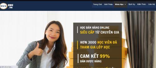 Hình minh họa: Khóa học kinh doanh online tại TPHCM uy tín